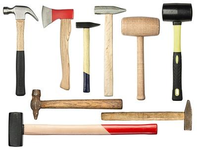 инструмент при демонтаже